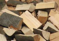 Birkenholz geschnitten 33 cm